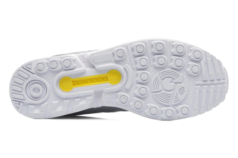 Sneaker Adidas Originals Zx Flux grau ansicht von oben