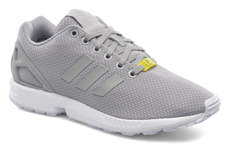 Sneaker Adidas Originals Zx Flux grau detaillierte ansicht/modell