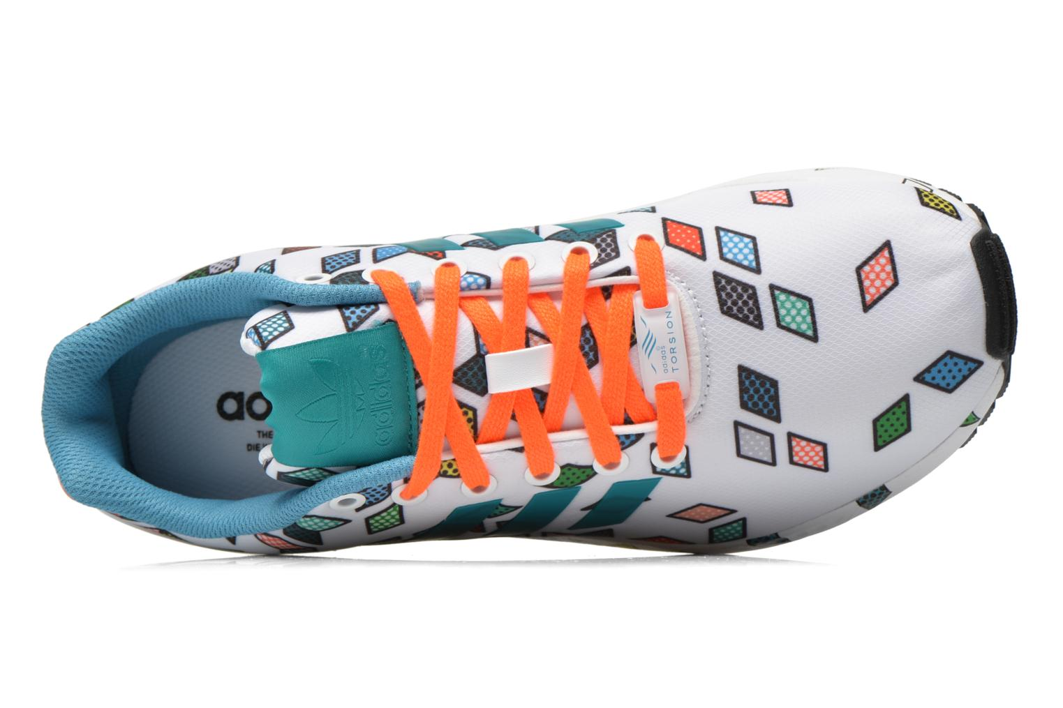 Sneakers Adidas Originals Zx Flux Wit links
