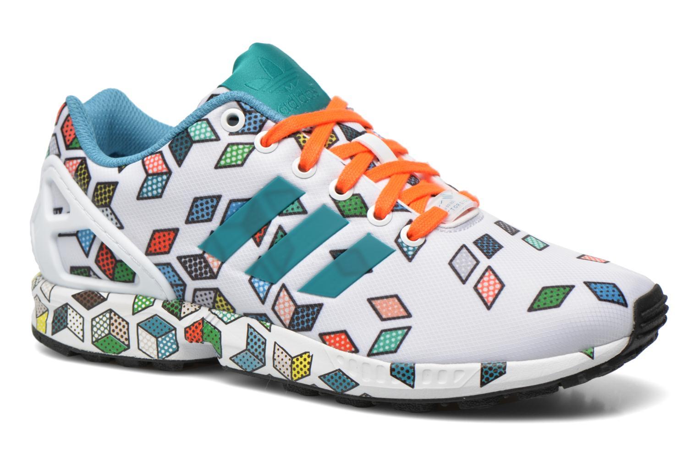 Sneakers Adidas Originals Zx Flux Wit detail