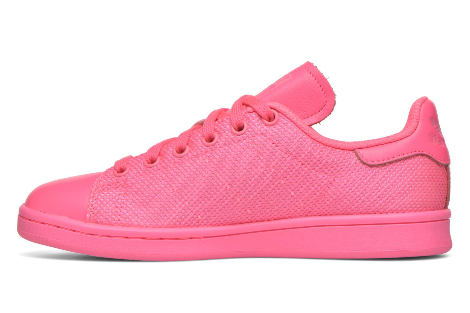 Baskets Adidas Originals Stan Smith W Rose vue face