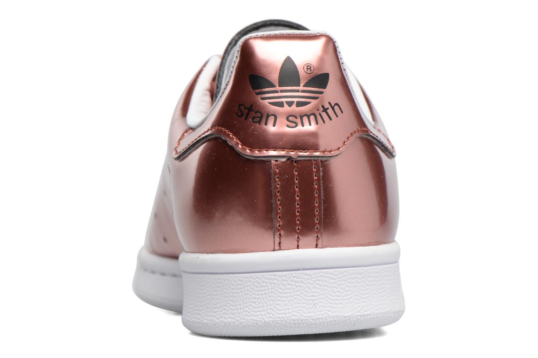 Baskets Adidas Originals Stan Smith W Rose vue droite