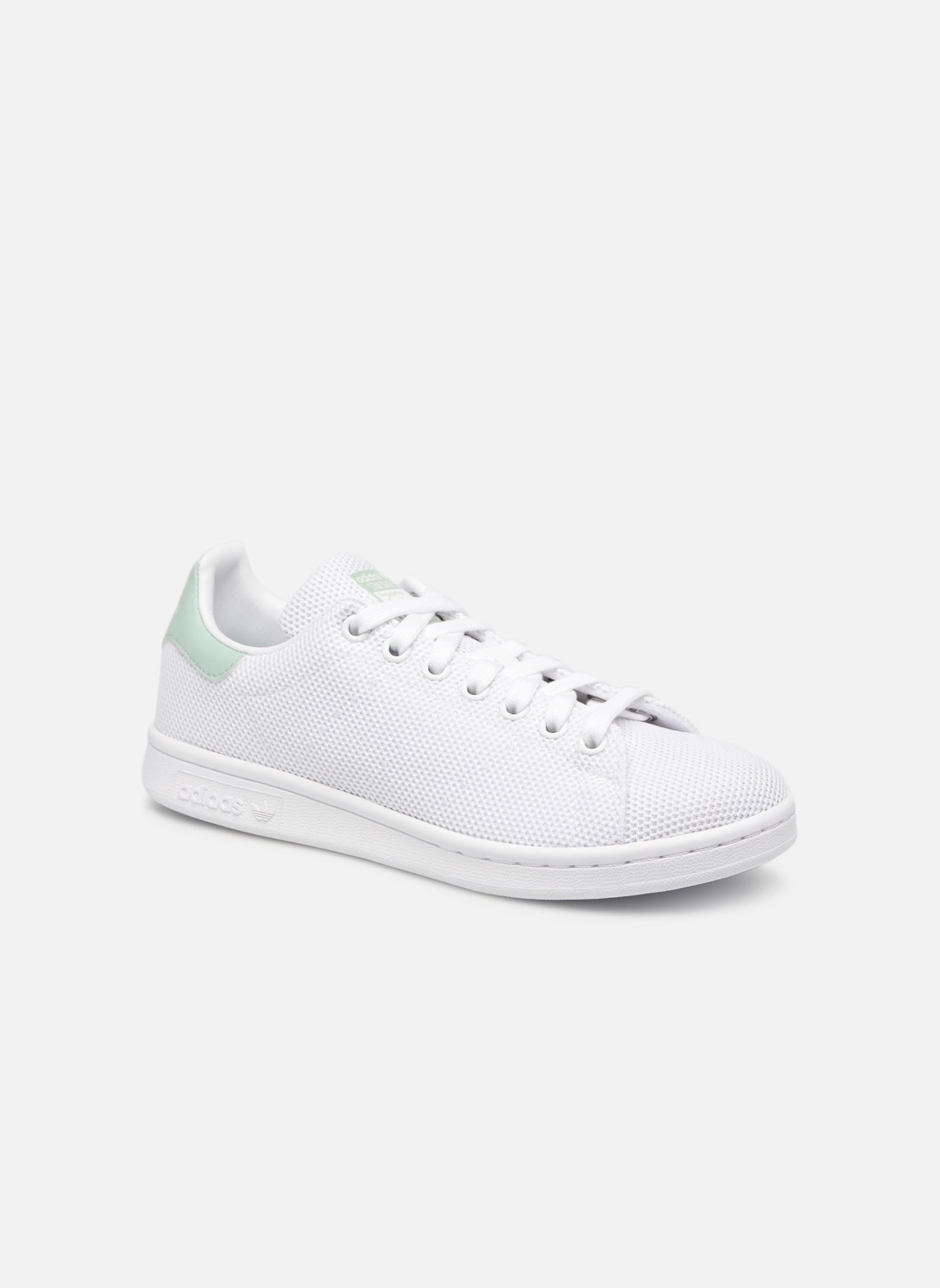 Adidas Originals Stan Smith W (Blanc) - Baskets chez Sarenza (323185)