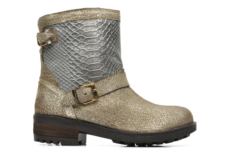 Bottines et boots Les Tropéziennes par M Belarbi Lolita Or et bronze vue derrière