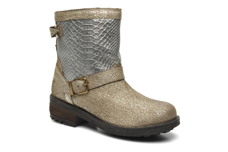 Boots en enkellaarsjes Les Tropéziennes par M Belarbi Lolita Goud en brons detail