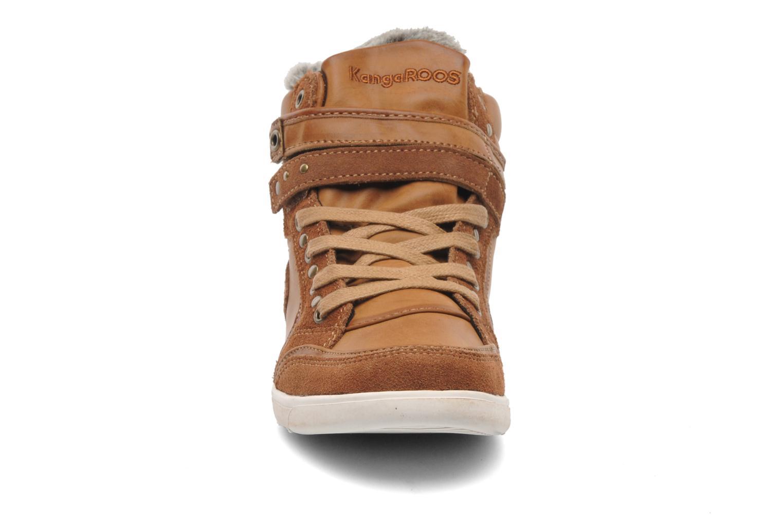 Sneakers Kangaroos K-Basket 5005 Bruin model
