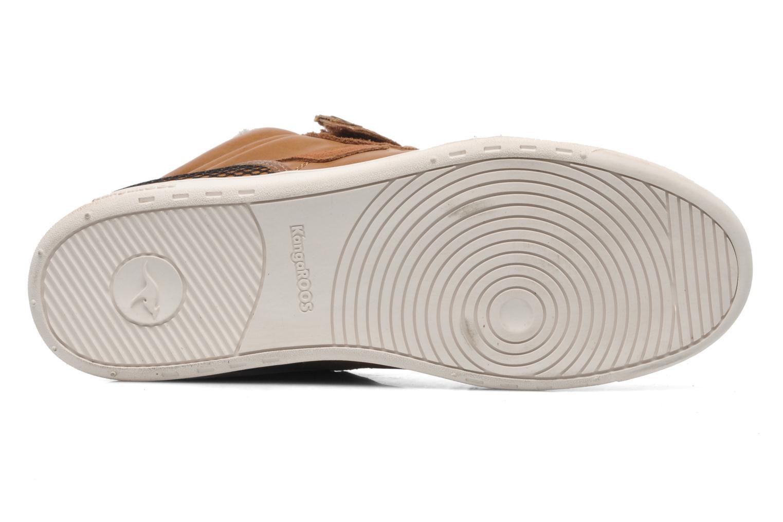 Sneakers Kangaroos K-Basket 5005 Bruin boven