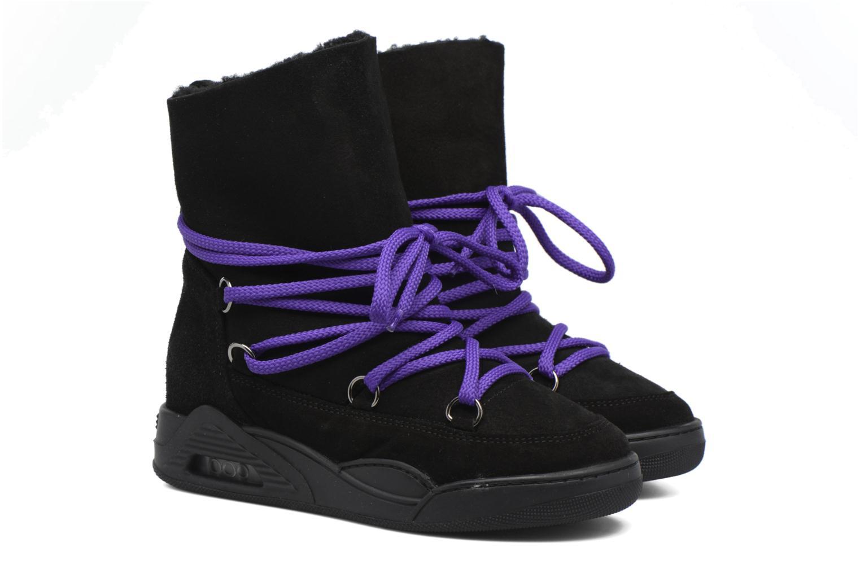 Stiefeletten & Boots Serafini Moon schwarz 3 von 4 ansichten