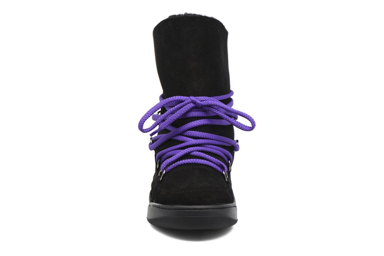 Ankelstøvler Serafini Moon Sort se skoene på
