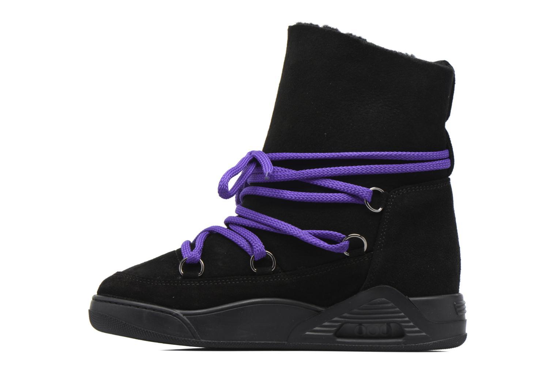 Stiefeletten & Boots Serafini Moon schwarz ansicht von vorne