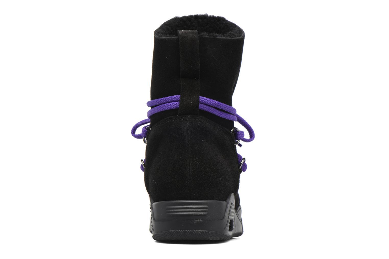 Stiefeletten & Boots Serafini Moon schwarz ansicht von rechts