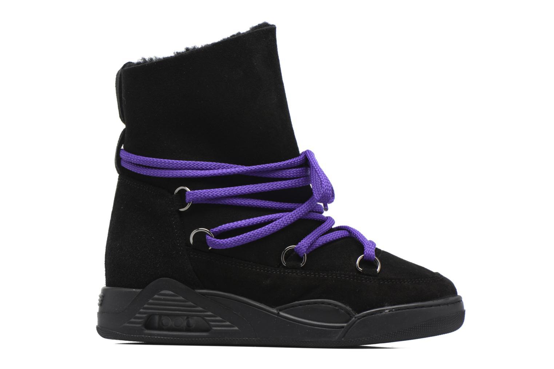 Stiefeletten & Boots Serafini Moon schwarz ansicht von hinten