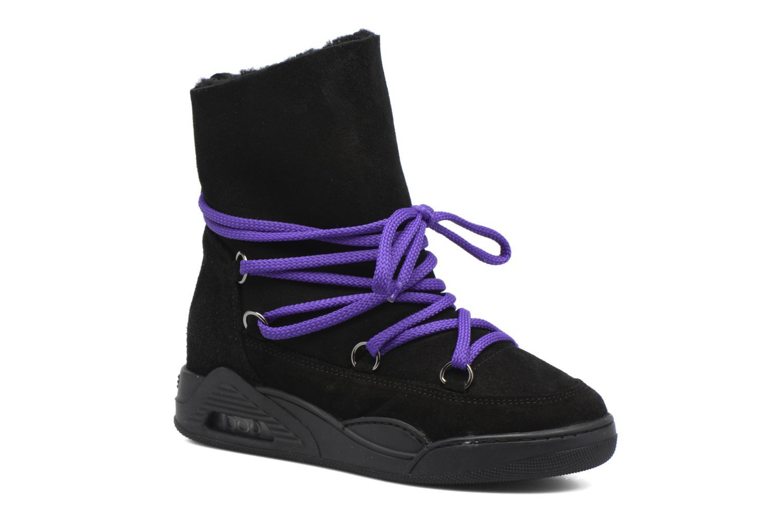 Stiefeletten & Boots Serafini Moon schwarz detaillierte ansicht/modell