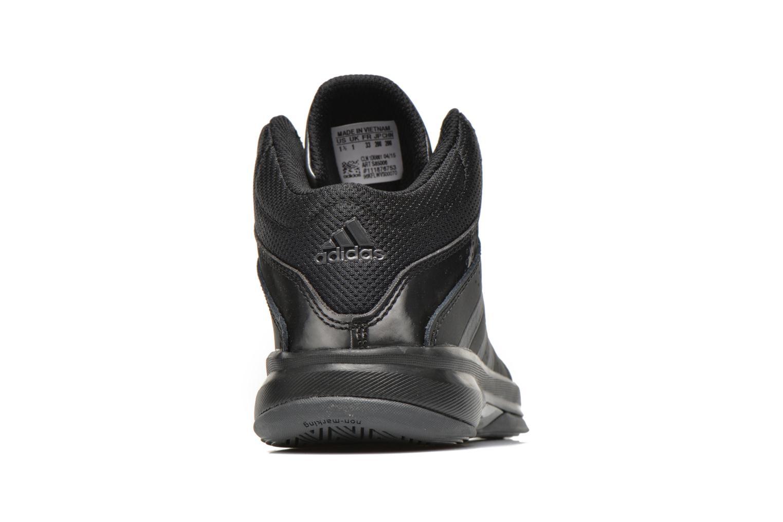 Sneaker Adidas Performance Isolation 2 K schwarz ansicht von rechts