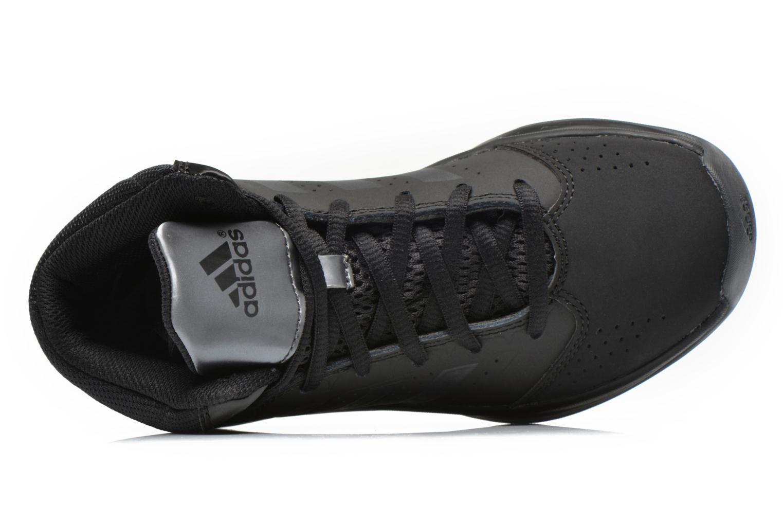 Sneaker Adidas Performance Isolation 2 K schwarz ansicht von links