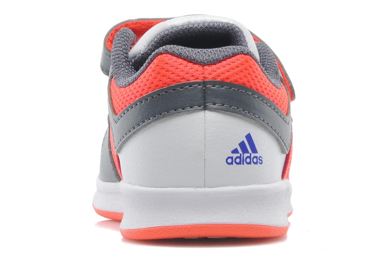 Baskets Adidas Performance LK Trainer 6 CF I Blanc vue droite