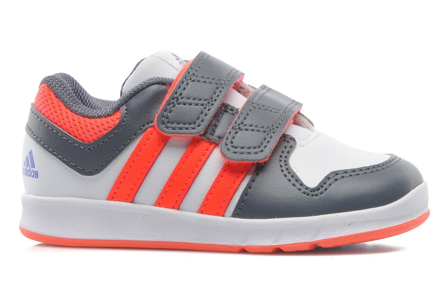 Sneakers Adidas Performance LK Trainer 6 CF I Wit achterkant