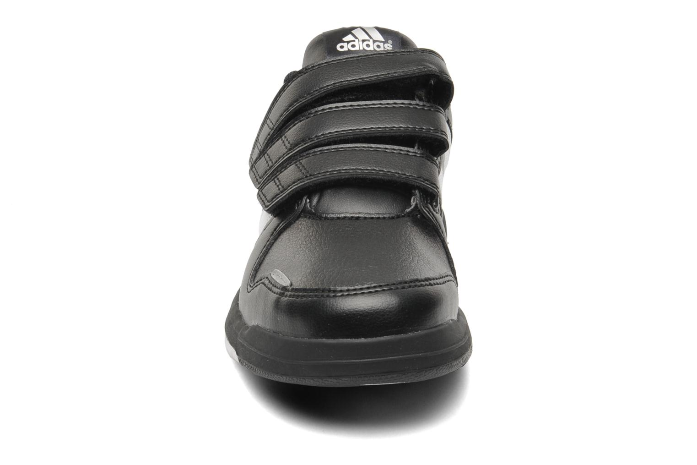 Baskets Adidas Performance LK Trainer 6 CF K Noir vue portées chaussures