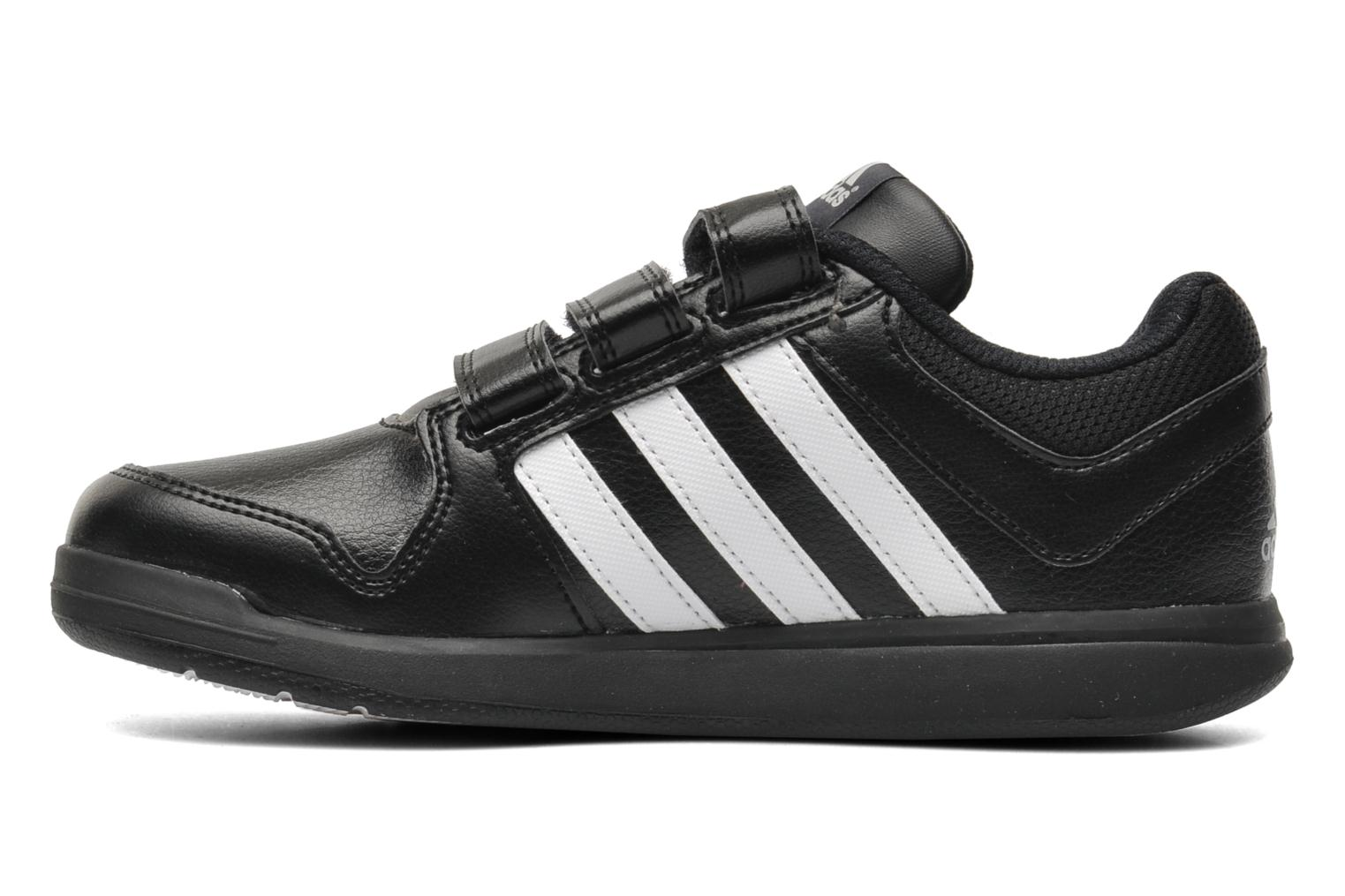 Trainers Adidas Performance LK Trainer 6 CF K Black front view