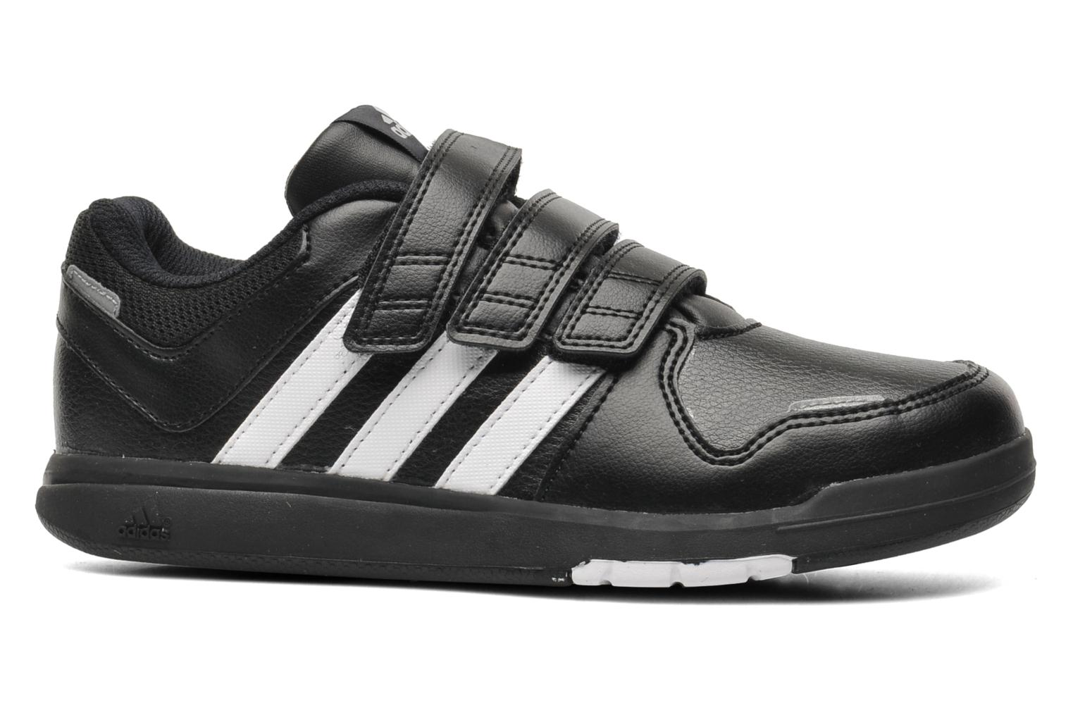 Trainers Adidas Performance LK Trainer 6 CF K Black back view