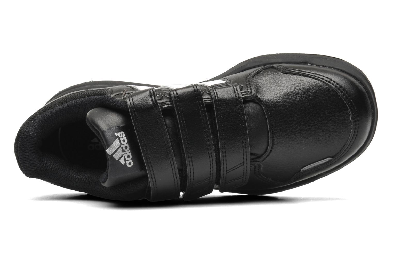 Baskets Adidas Performance LK Trainer 6 CF K Noir vue gauche
