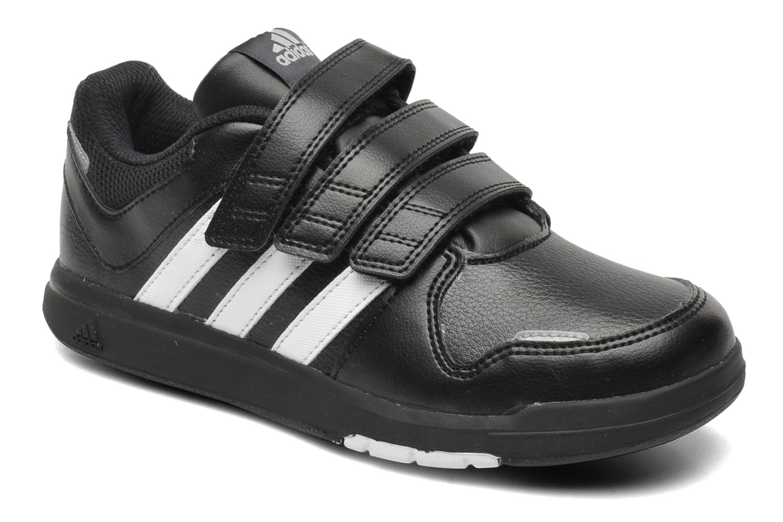 Sneakers Adidas Performance LK Trainer 6 CF K Zwart detail