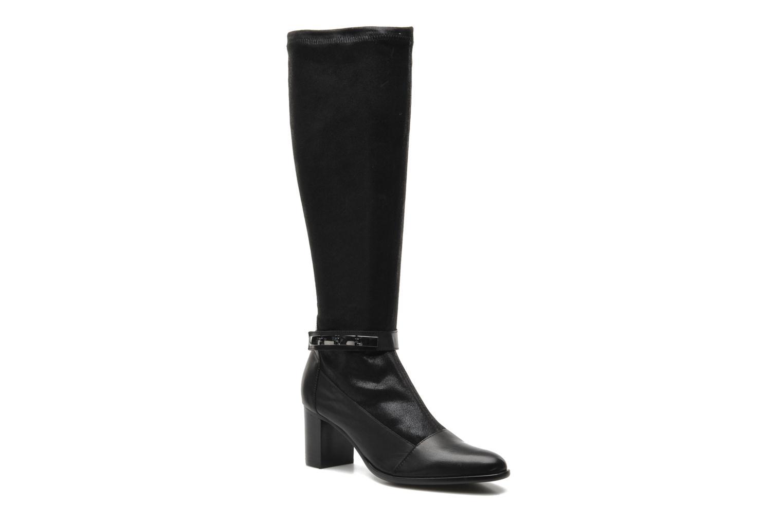 Laarzen Madison Aroun Zwart detail