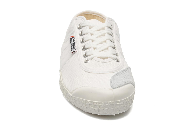 Sneaker Kawasaki Basic weiß schuhe getragen