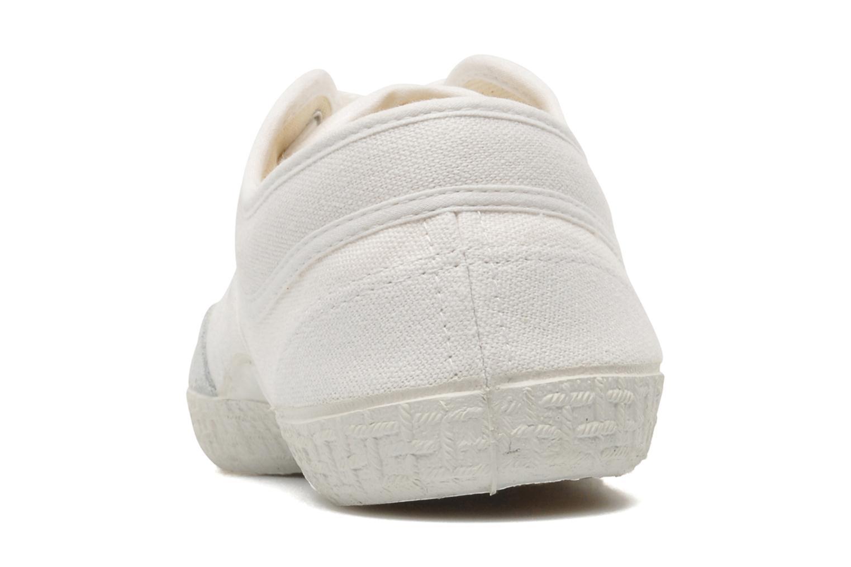 Sneaker Kawasaki Basic weiß ansicht von rechts
