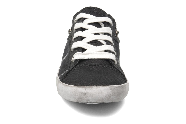Baskets Kaporal Syd Noir vue portées chaussures