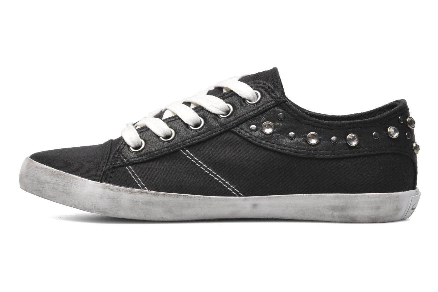 Trainers Kaporal Syd Black front view