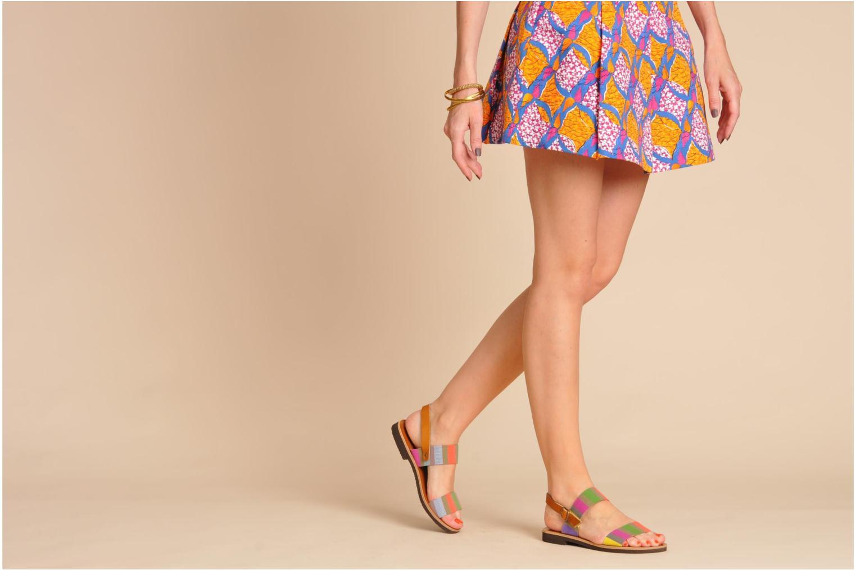 Sandalen Sandales de Thaddée Marbella Multicolor onder