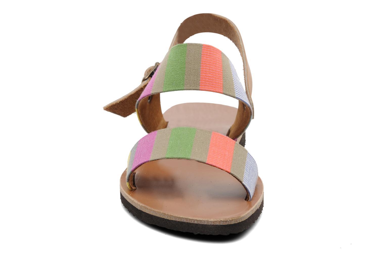 Sandalen Sandales de Thaddée Marbella Multicolor model