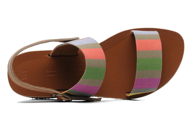 Sandalen Sandales de Thaddée Marbella Multicolor links