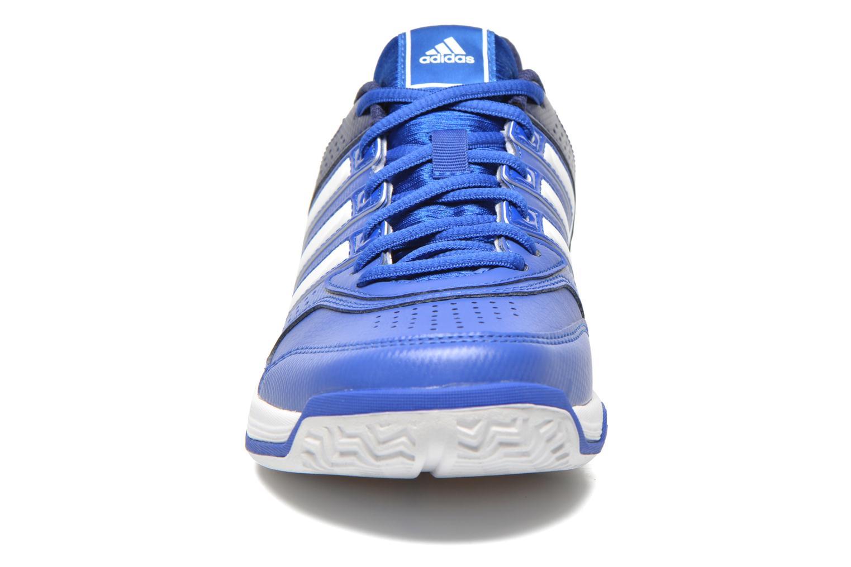 Sportschuhe Adidas Performance Response Aspire Str W blau schuhe getragen
