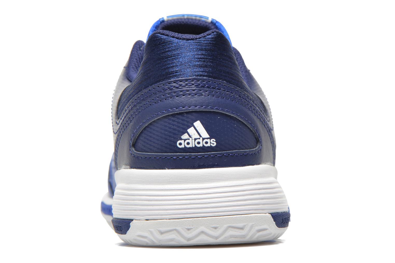 Sportschuhe Adidas Performance Response Aspire Str W blau ansicht von rechts