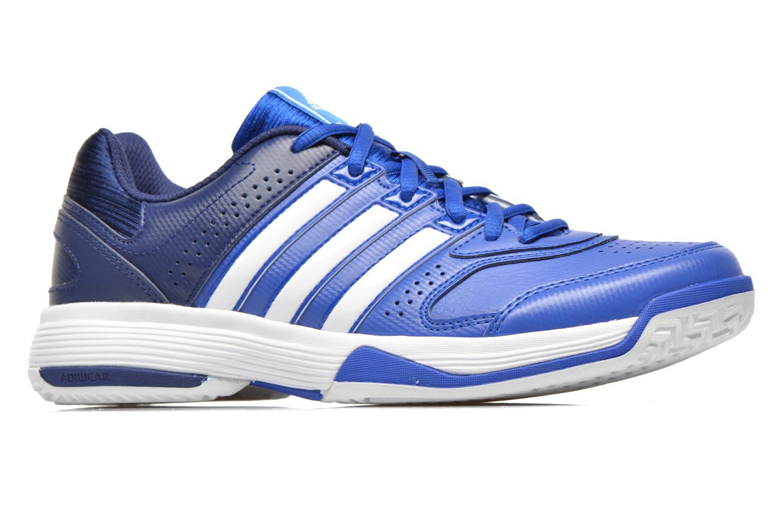 Sportschuhe Adidas Performance Response Aspire Str W blau ansicht von hinten