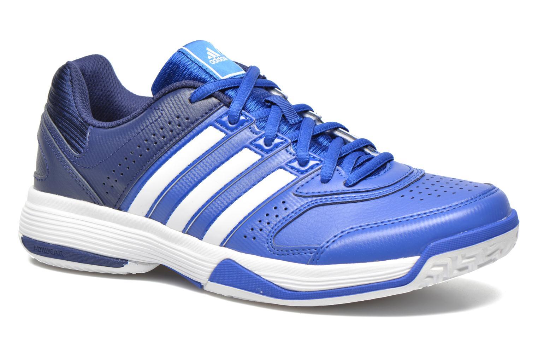 Sportschuhe Adidas Performance Response Aspire Str W blau detaillierte ansicht/modell