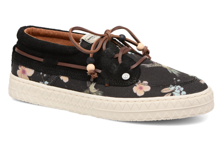 Chaussures à lacets Dolfie Dylan Noir vue détail/paire