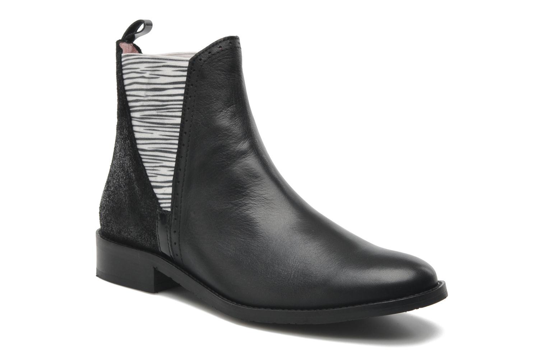 Boots en enkellaarsjes HE Spring Anna Zwart detail