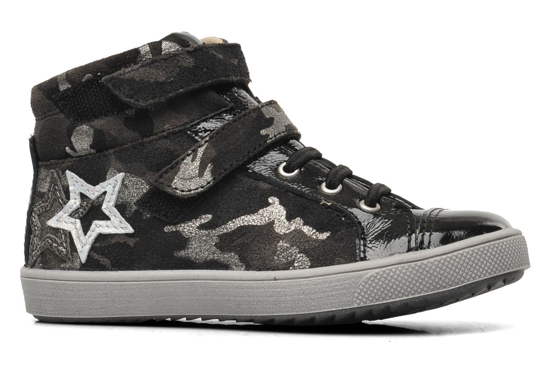 Sneaker GBB HERVA grau ansicht von hinten