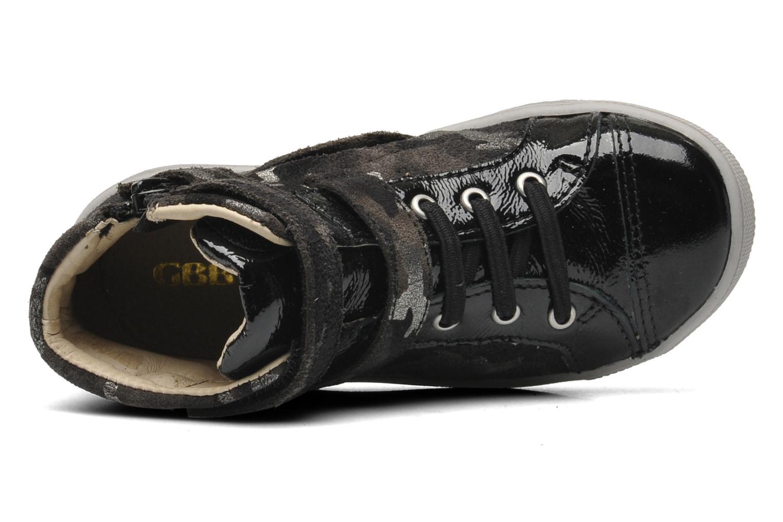 Sneaker GBB HERVA grau ansicht von links