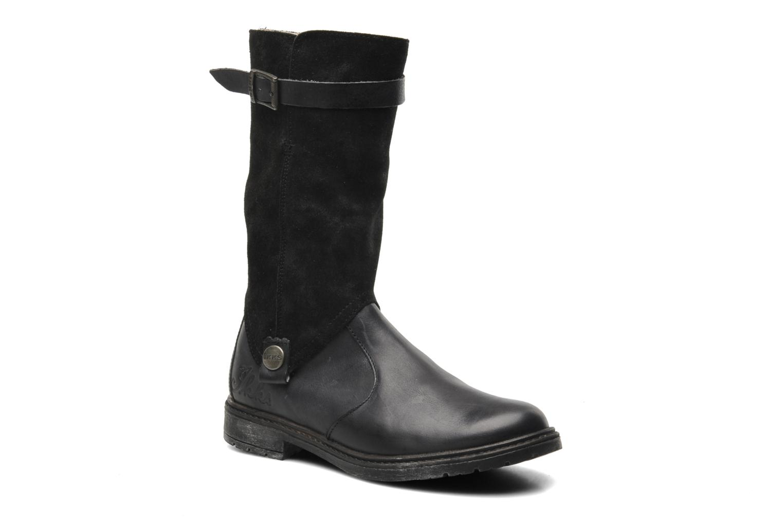 Laarzen IKKS KAYA Zwart detail