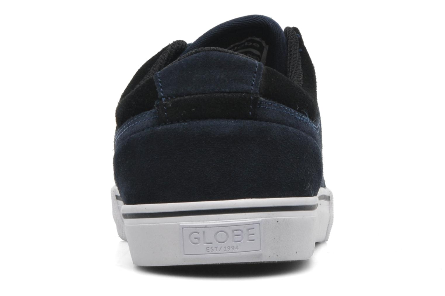 Slate Blue Canvas Globe Gs (Bleu)