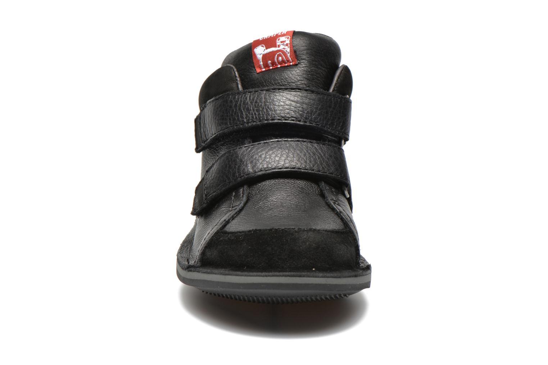 Stiefeletten & Boots Camper Beetle Kids schwarz schuhe getragen