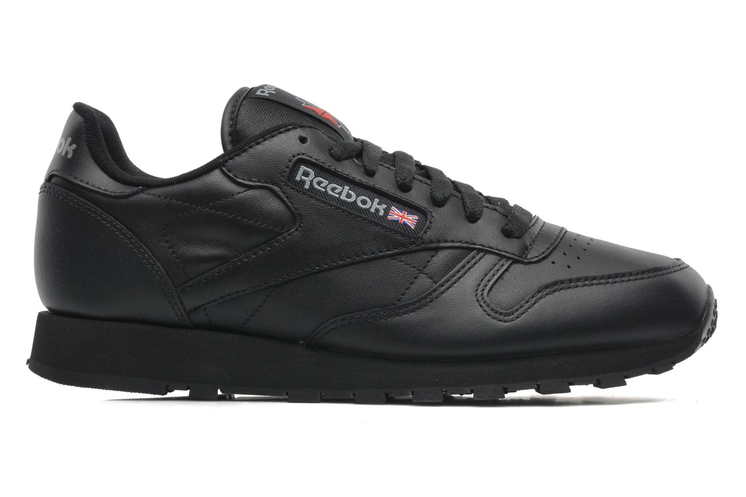 Trainers Reebok Classic Leather Black back view