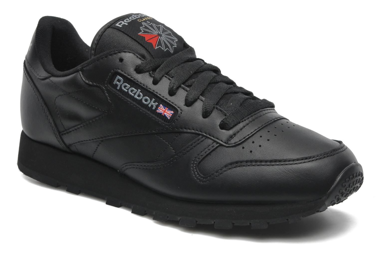 Reebok Classic Leather Zwart Winkel Goedkoop Online ZJWQIuf11