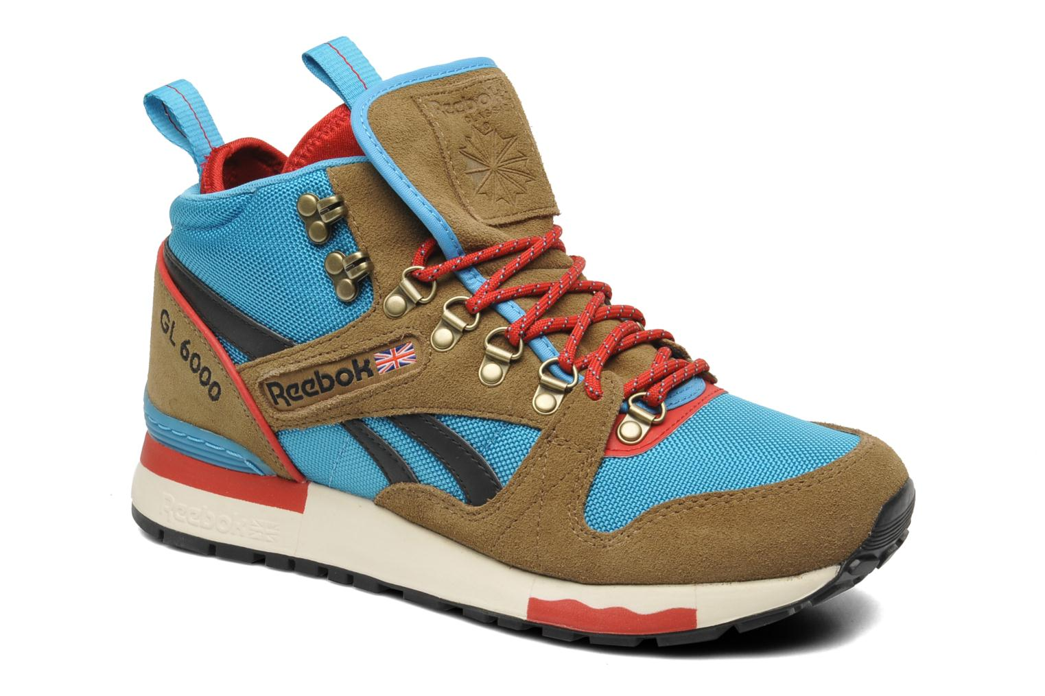 Reebok GL 6000 Mid Baskets - Chaussures Homme Brown 6 ln3Giuc