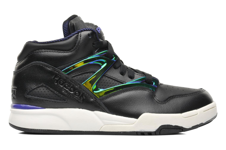 Sneakers Reebok Pump Omni Lite Le Zwart achterkant