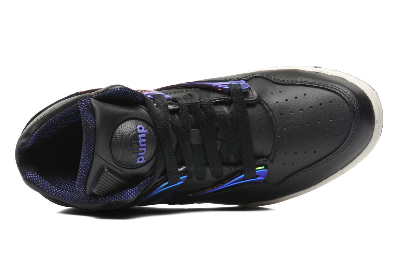 Sneakers Reebok Pump Omni Lite Le Zwart links